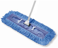 D&D Dust Mop Rental